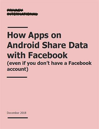 PrivacyInternational-Studie